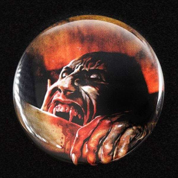 Motiv Button-11 - Friedhof der Vampire (38mm)