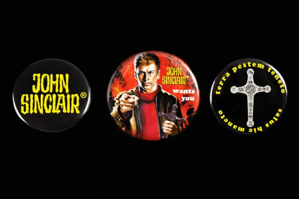 Button - John´s SET