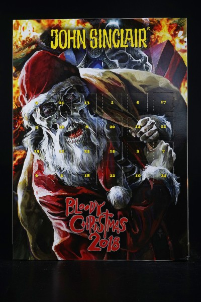 John Sinclair Adventskalender 2018 - Bloody Christmas