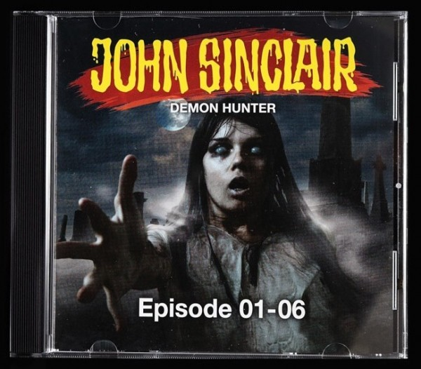 John Sinclair Demon Hunter - Episode 1-6