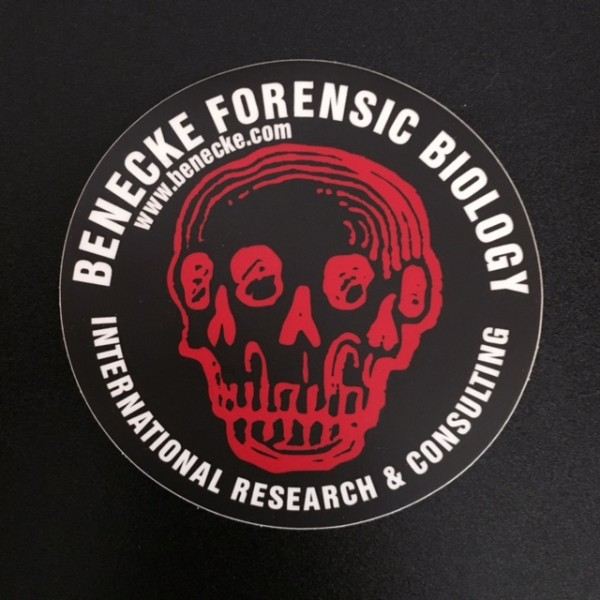 Sticker - Benecke Forensic Biology