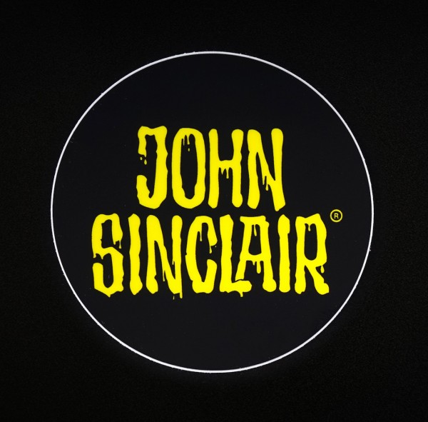 Sticker (rund) - John Sinclair