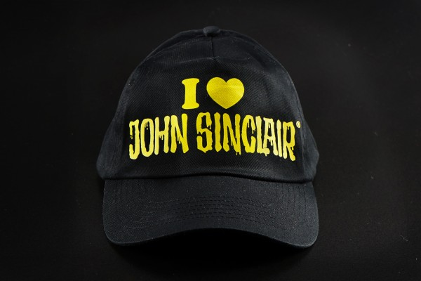 "Cap ""I love John Sinclair"", Kids"