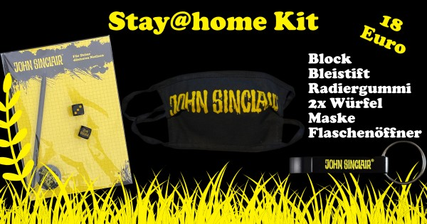 Stay@home Kit