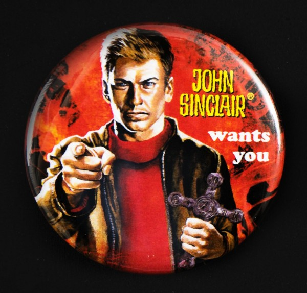 Button-05 - John Sinclair wants you! (38mm)