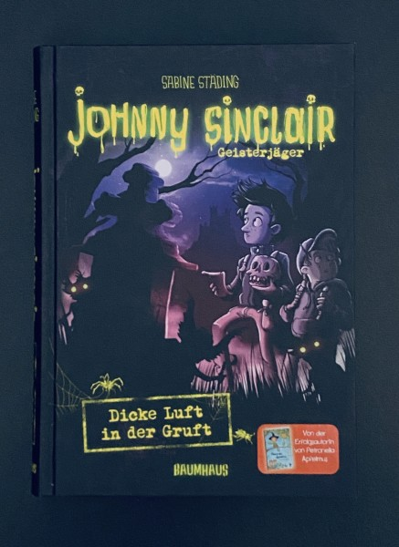 Johnny Sinclair - Dicke Luft in der Gruft Band 2