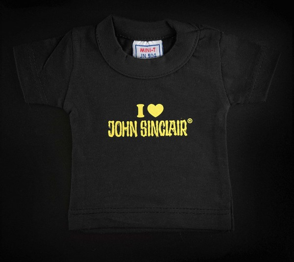 MINI T-Shirt - I Love John Sinclair